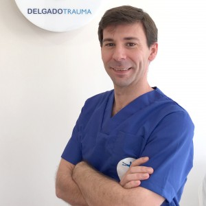 Alfonso Calvo fisioterapeuta DELGADOTRAUMA 2016