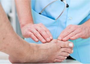 Cirugía del pie DELGADOTRAUMA